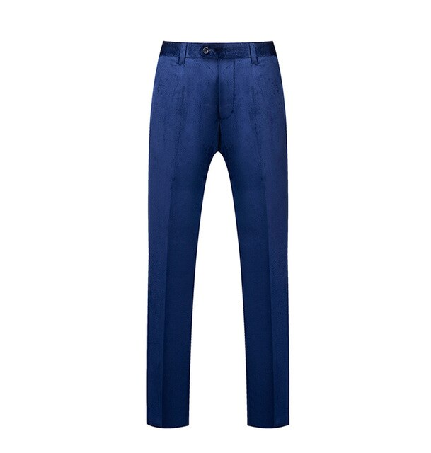 Pants Casual Trousers Straight Men Casual Busines Straight Zipper Long Pants Trousers Male Formal Trousers men pantalón hombre