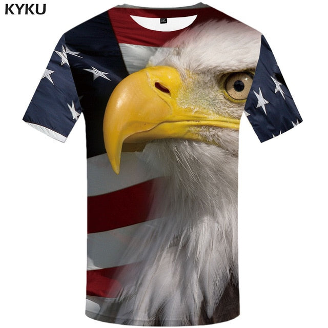KYKU Brand Dragon Ball T Shirt 3d T-shirt Anime Men T Shirt Funny T Shirts Hip Hop 2017 Japanese Mens Clothes Vintage Clothing