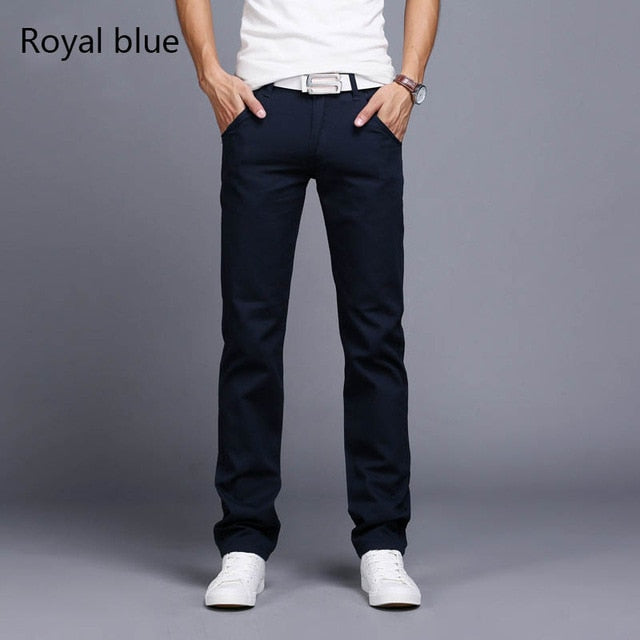 CHOLYL Big sale spring Summer jeans Thin Free Shipping 2019new men's fashion jeans menpants clothes new fashion brand 28-38