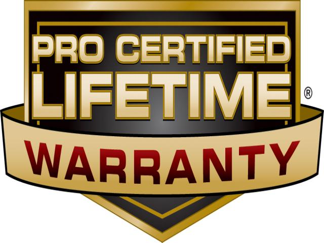 Lifetime Warranty For Premier Traditional Wok