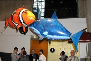 Awesome Flying Shark And Nemo - Shock Your Friends