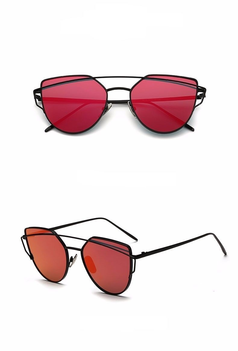 2019-2020 Custom Trendy Oversized Womens Sun Glasses