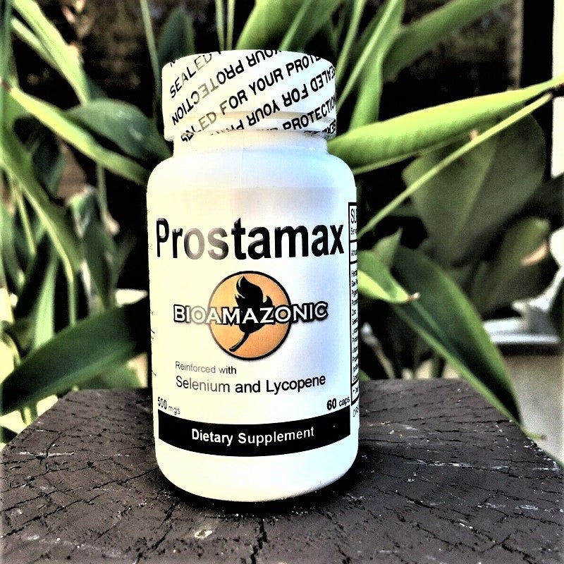 Organic Prostate Supplement Support Pills Formula  Lycopene  Saw Palmetto Complex