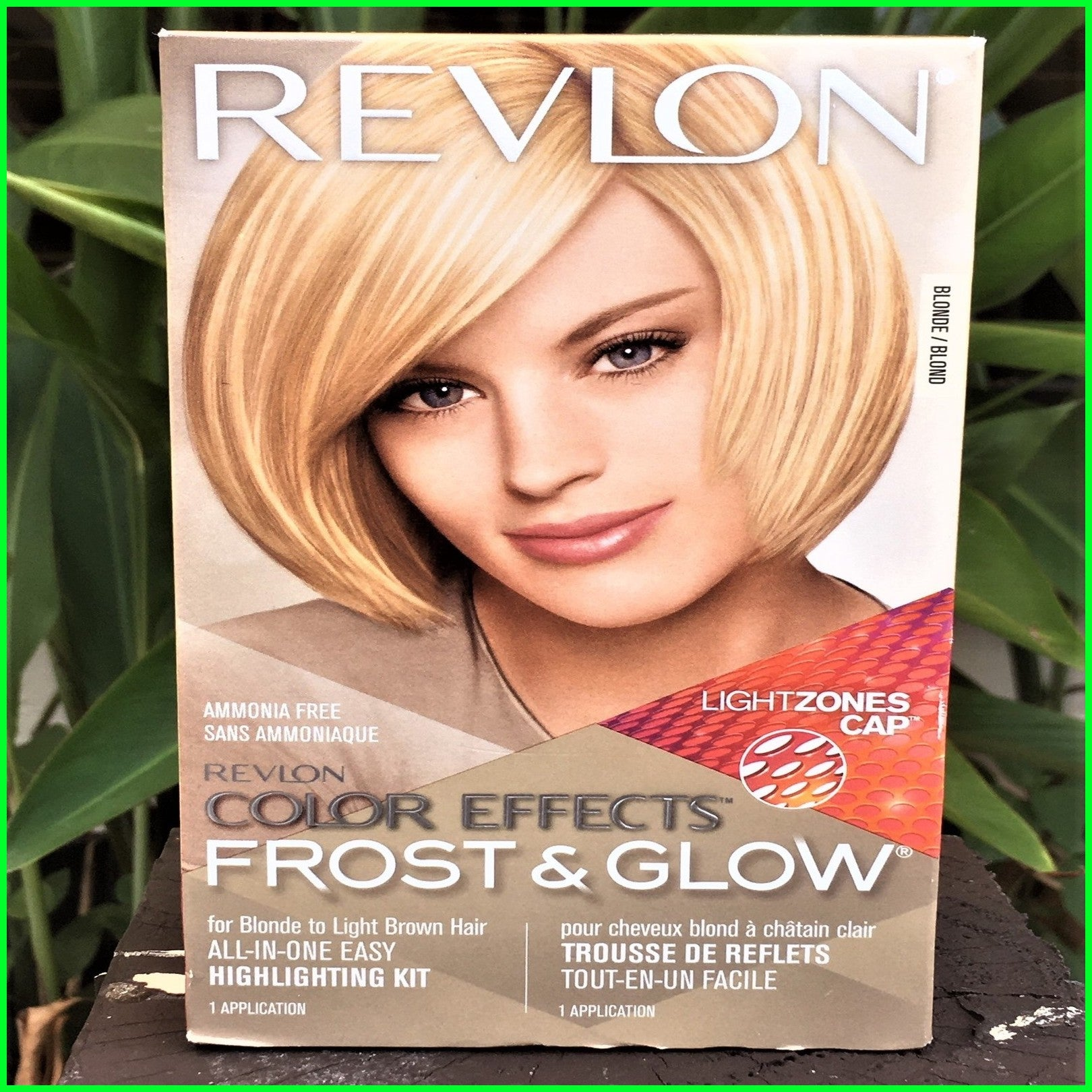 Revlon Frost and Glow Blonde Colorsilk Color Effects Highlights