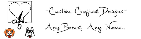 customized dog clothes