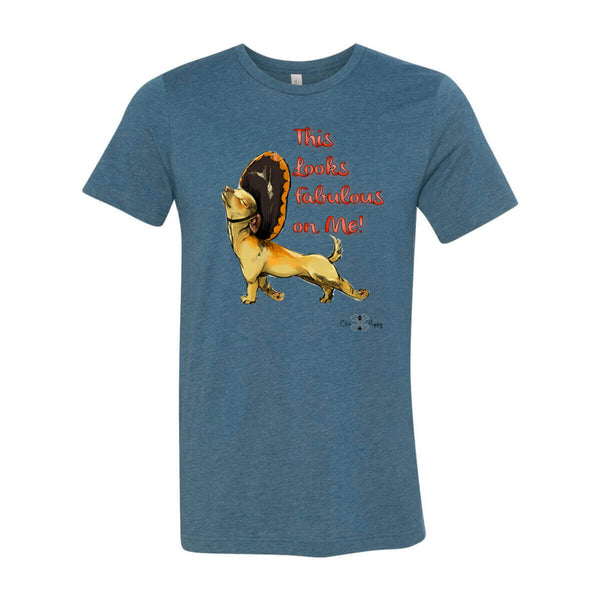 Matching Dog and Owner - This Looks Fabulous on Me! - Men Shirts - Men