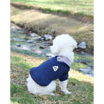 Matching Dog and Owner - Preppy School Dog Sweater - Dogs
