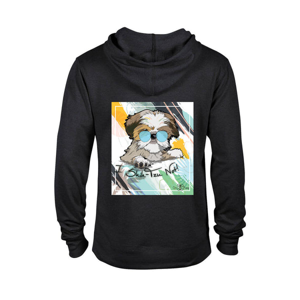 Matching Dog and Owner - I Shih-Tzu Not! - Men Hoodies - Men