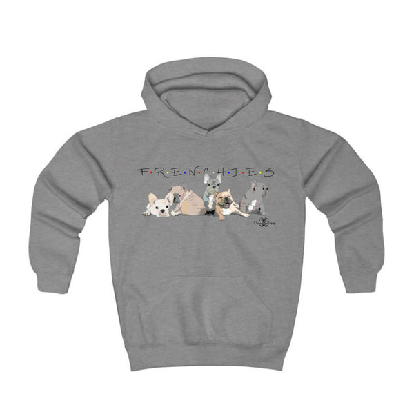 Matching Dog and Owner - F.R.E.N.C.H.I.E.S. Sitcom - Youth Hoodies - Youth