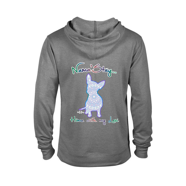 Matching Dog and Owner - Mandala Pups Silhouette - Women Hoodies - Women