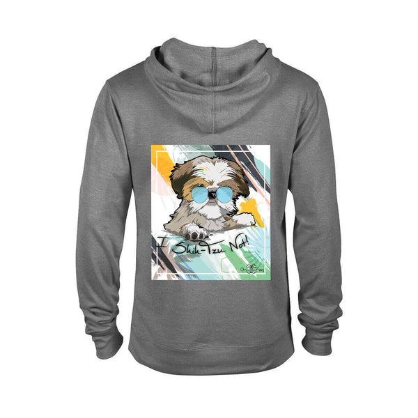 Matching Dog and Owner - I Shih-Tzu Not! - Youth Hoodies - Youth