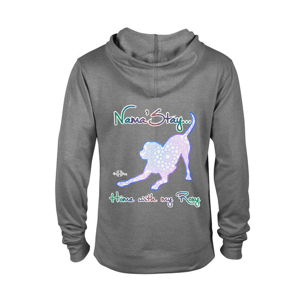 Matching Dog and Owner - Mandala Pups Silhouette - Men Hoodies - Men