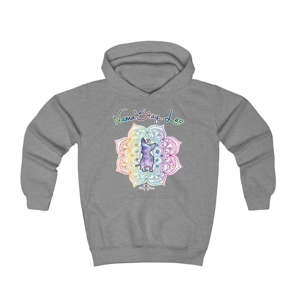 Matching Dog and Owner - Nama'Stay Pups - Youth Hoodies - Youth