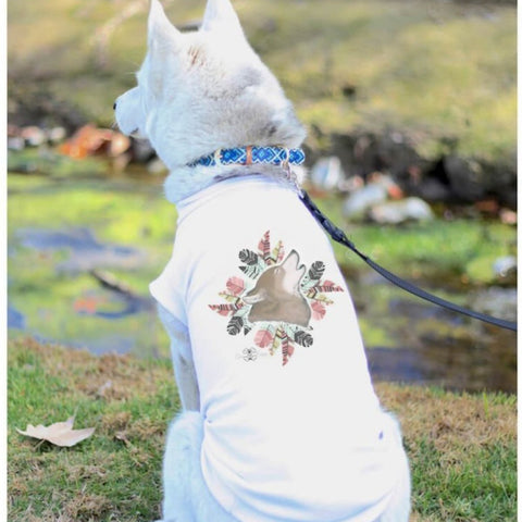 Matching Dog and Owner - Husky Pride Dreamcatcher - Dog Shirts & Hoodies - Dogs