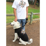 Matching Dog and Owner - HUSKY PRIDE - Women Raglans - Women