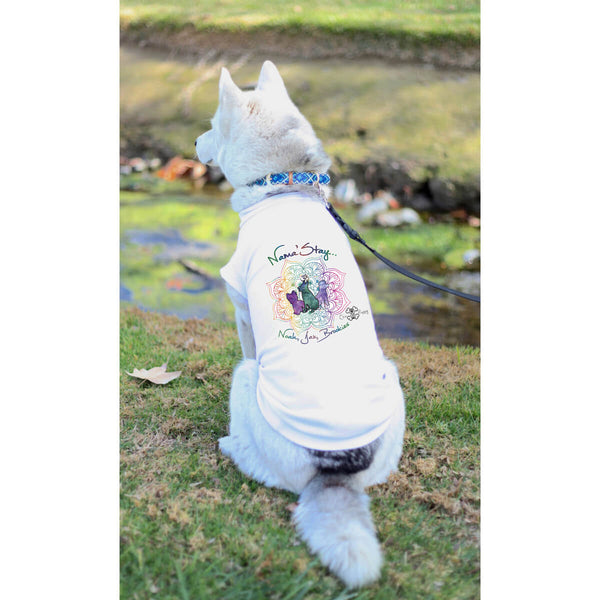Matching Dog and Owner - Nama'Stay Pups - Dog Shirts & Hoodies - Dogs