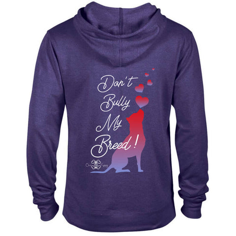 Matching Dog and Owner - Don't Bully My Breed! - Men Hoodies - Men