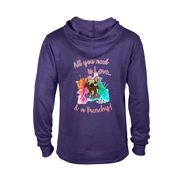Matching Dog and Owner - All you need is Love - Men Hoodies - Men