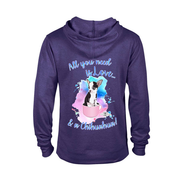 Matching Dog and Owner - All you need is Love - Women Hoodies - Women