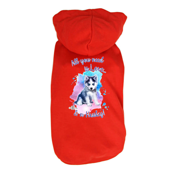 Matching Dog and Owner - All you need is Love - Dog Shirts & Hoodies - Dogs