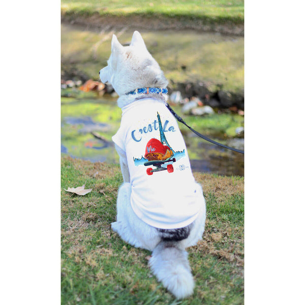 Matching Dog and Owner - C'est La Vie! - Dog Shirts & Hoodies - Dogs