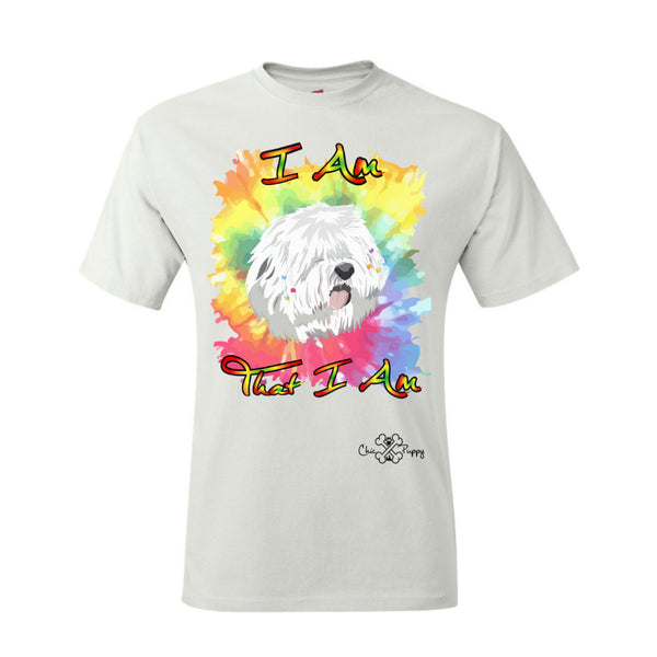 Matching Dog and Owner - I Am That I Am - Youth Shirts - Youth
