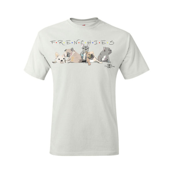 Matching Dog and Owner - F.R.E.N.C.H.I.E.S Shirt - Youth