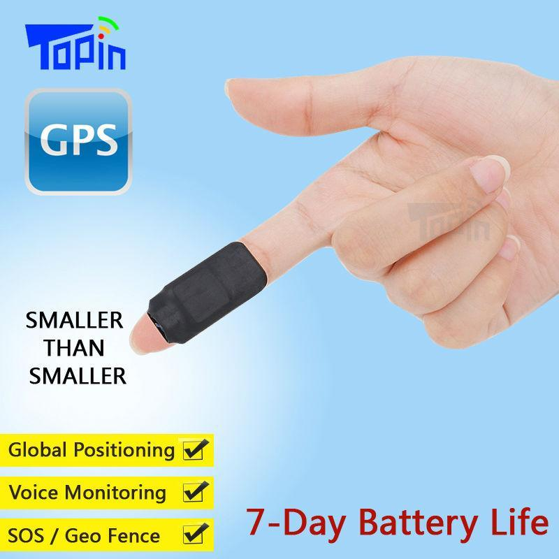 Mini GPS Tracker Hidden Locator Voice Recorder Tracking for Kids Cars Pet