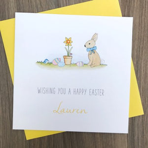 New Personalised Easter Card Designs