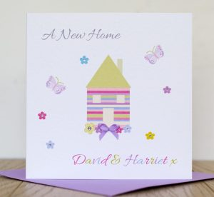 New cards added to the candy stripe range