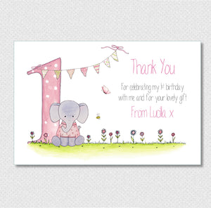 Childrens Thank You Cards