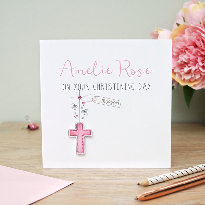Christening and Baptism Cards