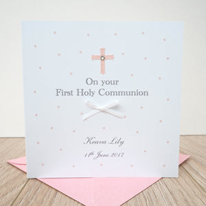 Confirmation and Communion Cards