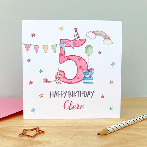 Childrens Birthday Cards
