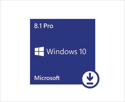 Windows 8.1 Pro - Instant-licence