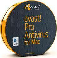 Avast Pro 7 for Mac - Instant-licence