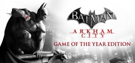 BATMAN ARKHAM CITY GOTY (STEAM) - Instant-licence