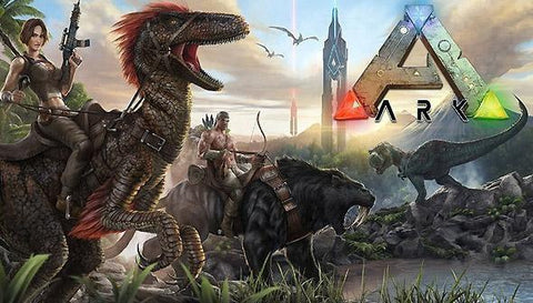 ARK: Survival Evolved (STEAM) - Instant-licence