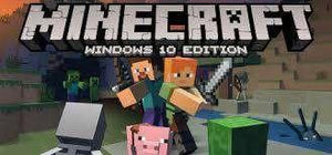Minecraft Windows 10 Edition Game Key, Game Key, Instant-licence, €1.99