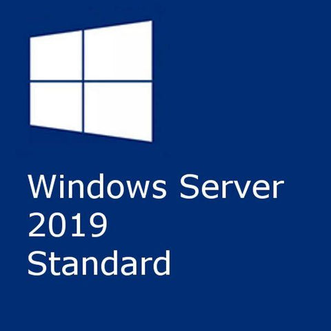 Microsoft Windows 2019 Server Standard - Instant-licence