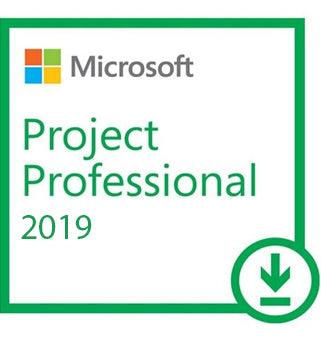 Microsoft Project 2019 Pro - Instant-licence