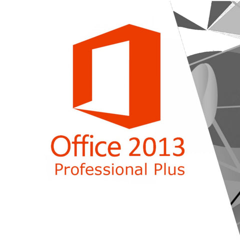 Office 2013 Pro Plus - Instant-licence