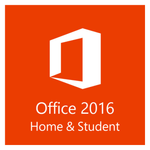 Office 2016 Home and Student - Instant-licence