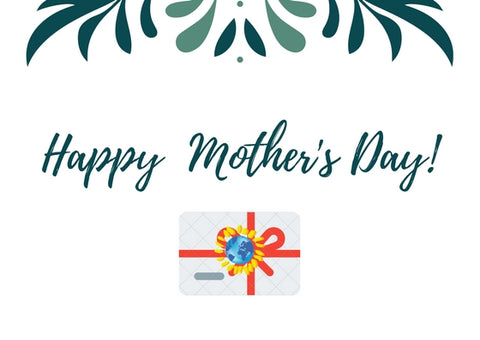 Mother's Day Gift Card - Mondosol shop