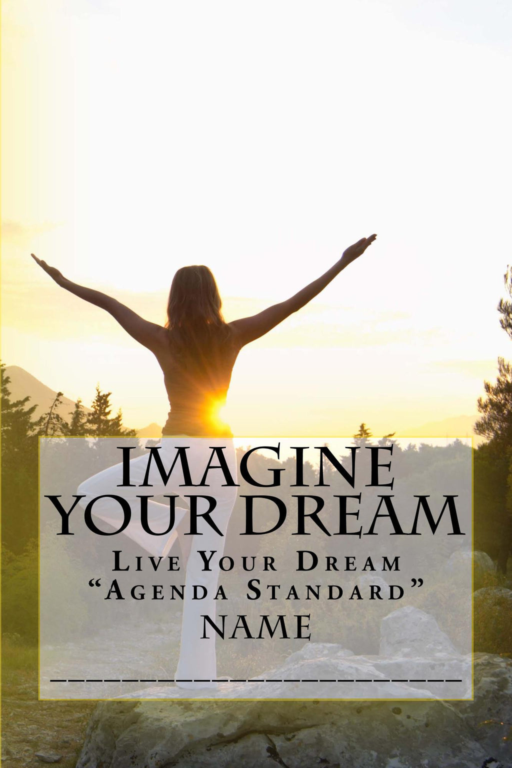 Imagine Your Dream Book - Standard Edition - Mondosol shop