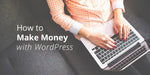 Make Money with a blog and share your voice in minutes