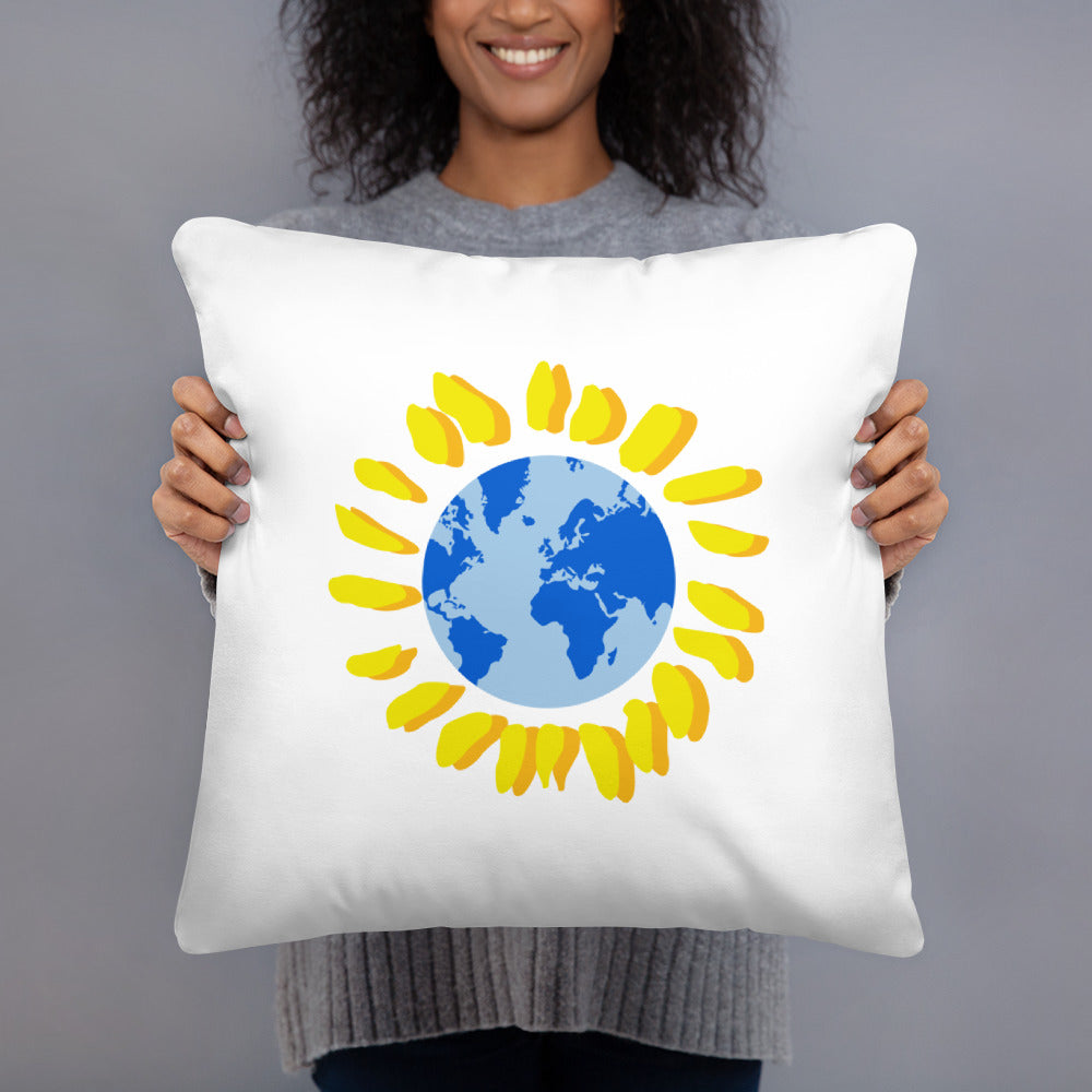 Mondosol Symbol Basic Pillow