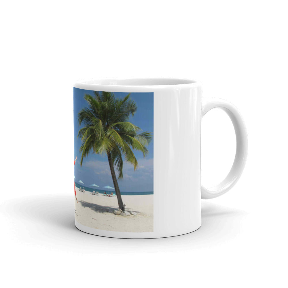 Holiday Santa Mug - Mondosol shop