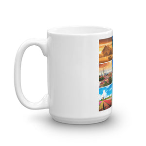 Dream Places Mug - Mondosol shop