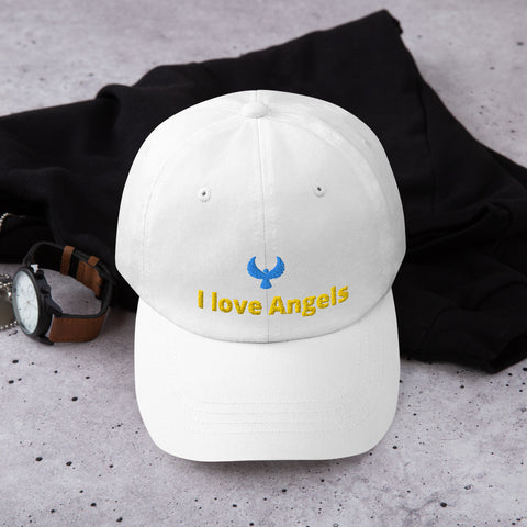 Dad hat Love Angels